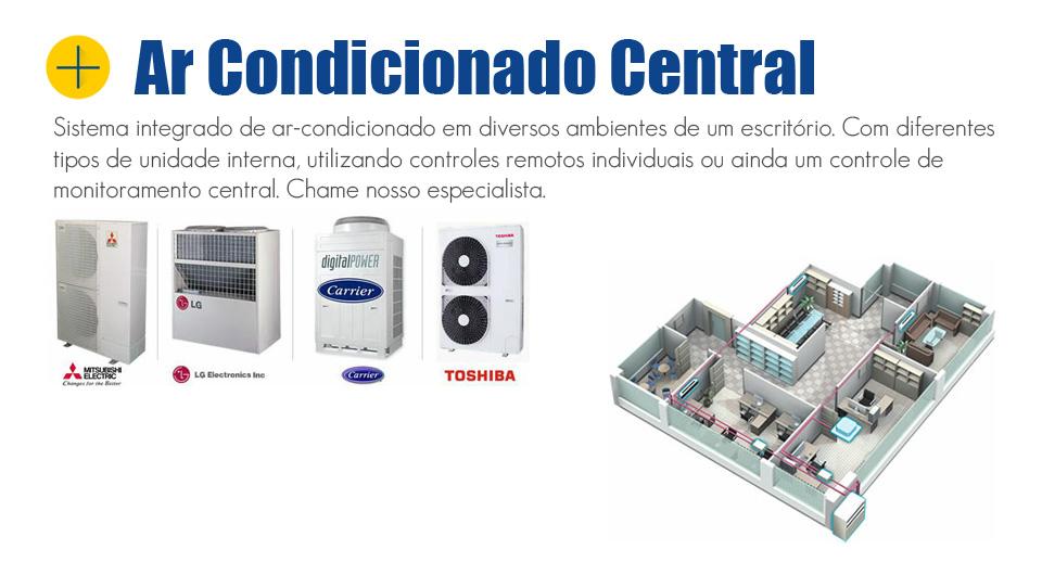 INSTALACAO DE AR CONDICIONADO INDUSTRIAL COMERCIAL EM POÇOS DE CALDAS - ENGENHEIRO ROGERIO - MG