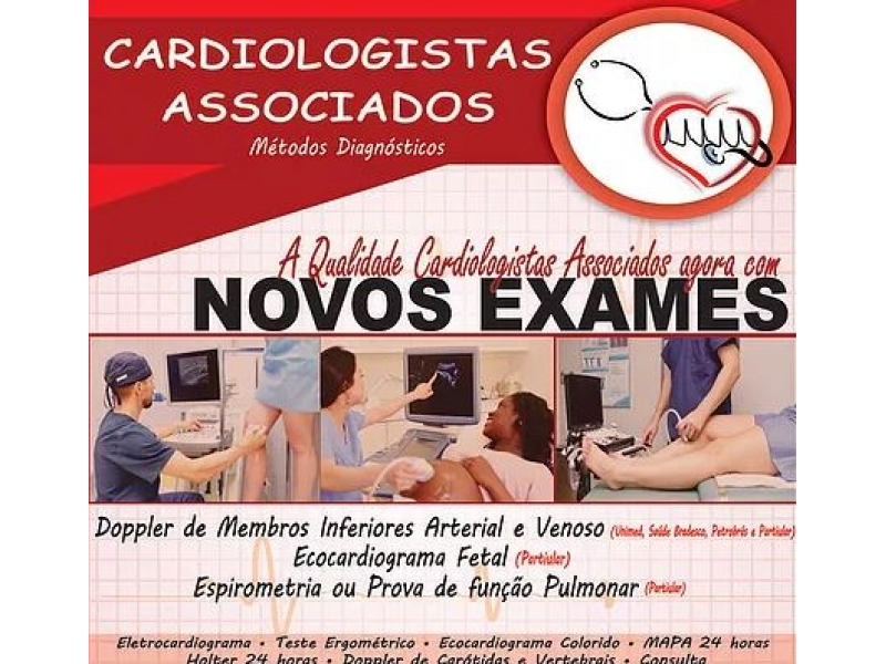 CLINICA CARDIOLOGICA EM RIO DAS OSTRAS - FLUXOCARDIO - RJ