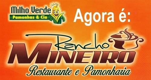 RANCHO MINEIRO Restaurante e Pamonharia