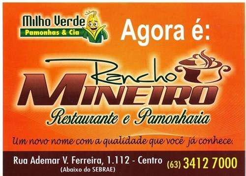RESTAURANTE PAMONHARIA EM ARAGUAÍNA - TO