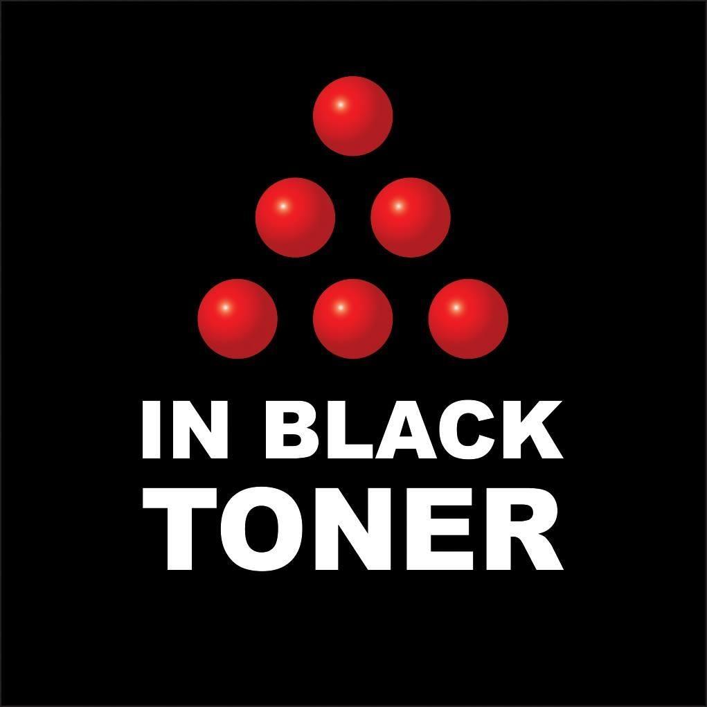 IN BLACK TONER