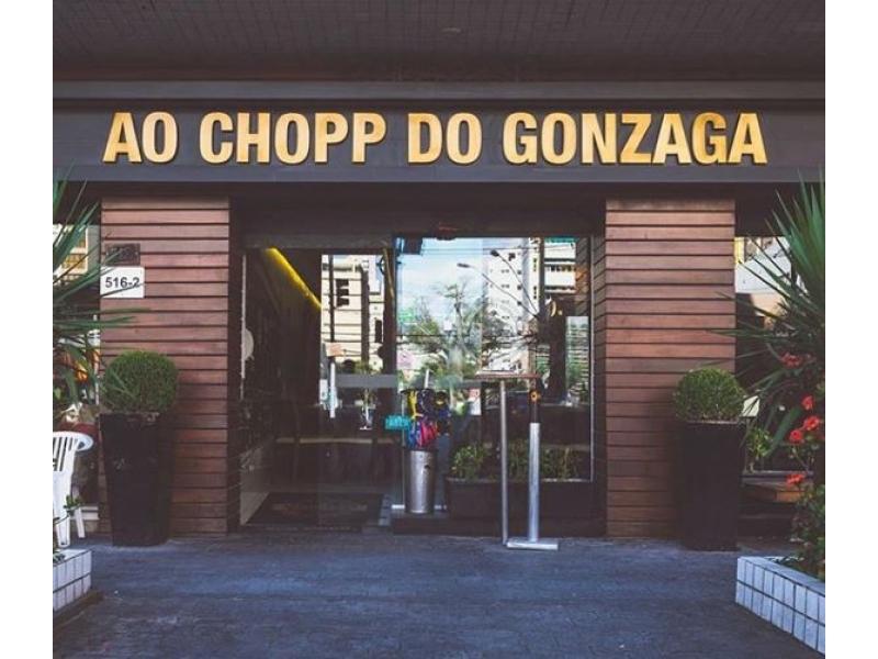 Restaurante no Gonzaga em Santos -  Confira.