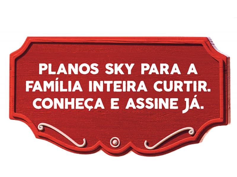 Sky em Santa Cruz da Serra - RJ