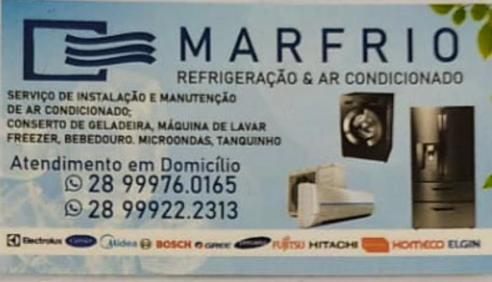 Marfrio Refrigeração e Ar Condicionado