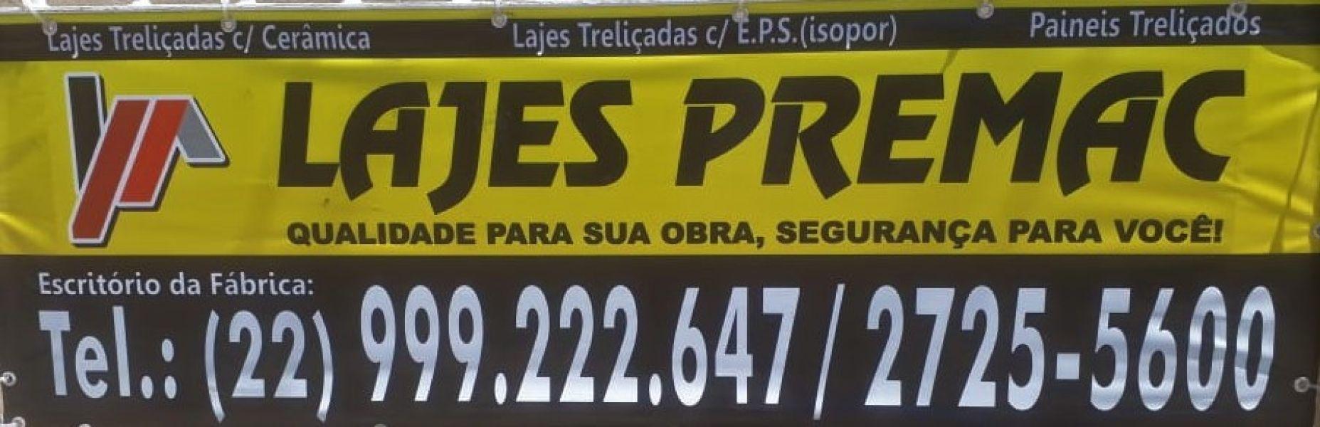 Lajes Premac