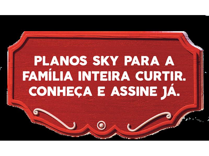 Sky em Piabetá Magé - RJ