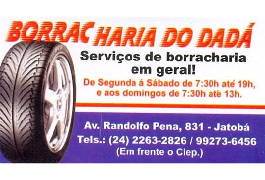 BORRACHARIA E LAVA JATO EM PARAIBA DO SUL