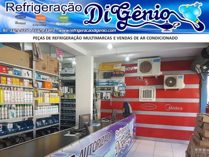 Ar Condicionado Refrigeração em Santos - SP