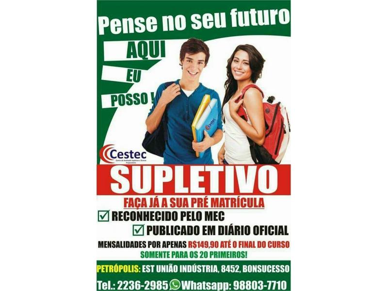 CURSO TÉCNICO DE ENFERMAGEM EM PETROPOLIS