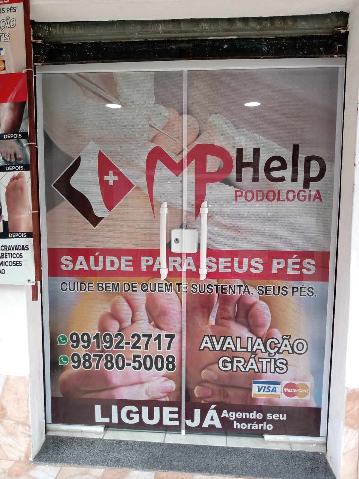 CLÍNICA DE PODOLOGIA NO CENTRO DE MAGÉ - RJ