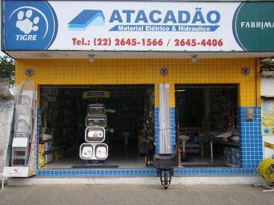 MATERIAIS ELETRICOS E HIDRAULICOS EM CABO FRIO - ATACADAO - RJ