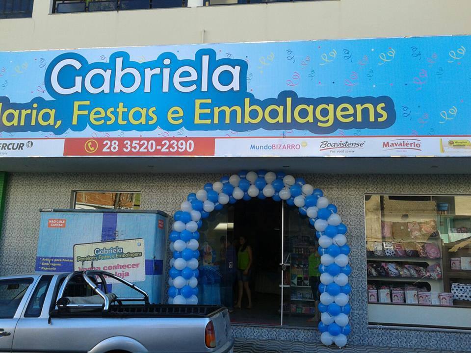 ARTIGOS PARA FESTAS EM PIUMA - GABRIELA FESTAS - ES