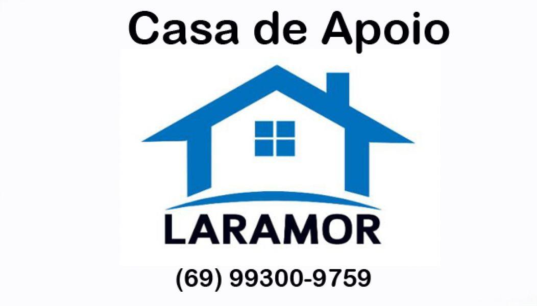 CASA DE APOIO LARAMOR