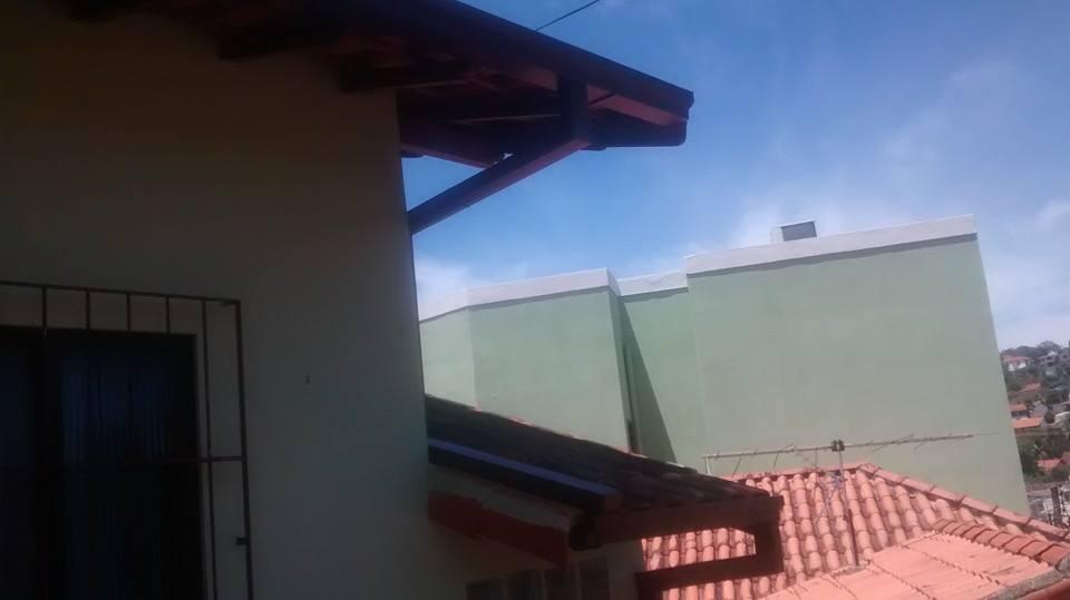 CALHAS PARA TELHADO EM ICARAÍ - RJ