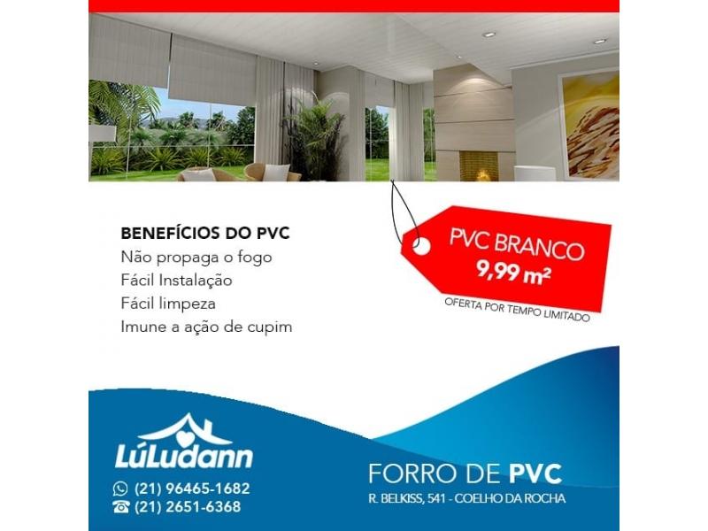 FORRO PVC EM SÃO JOÃO DE MERITI - RJ