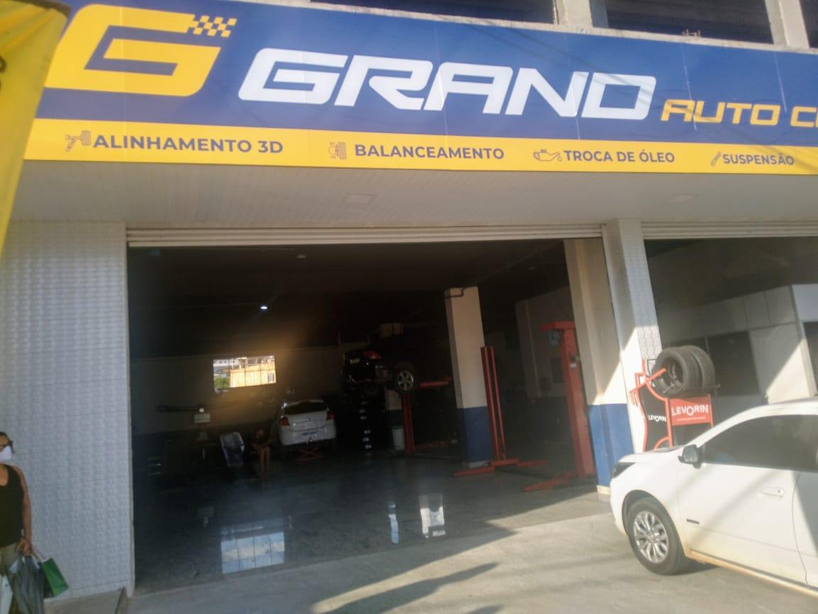 GRAND AUTO CENTER - PNEUS ALINHAMENTO BALANCEAMENTO EM CACHOEIRO DE ITAPEMIRIM ES