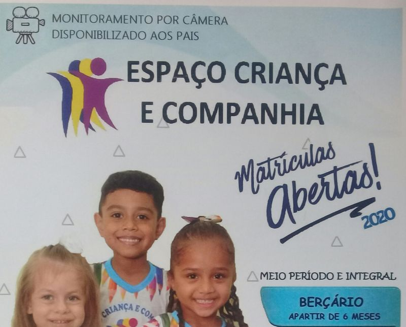 ESPAÇO CRIANÇA E COMPANHIA