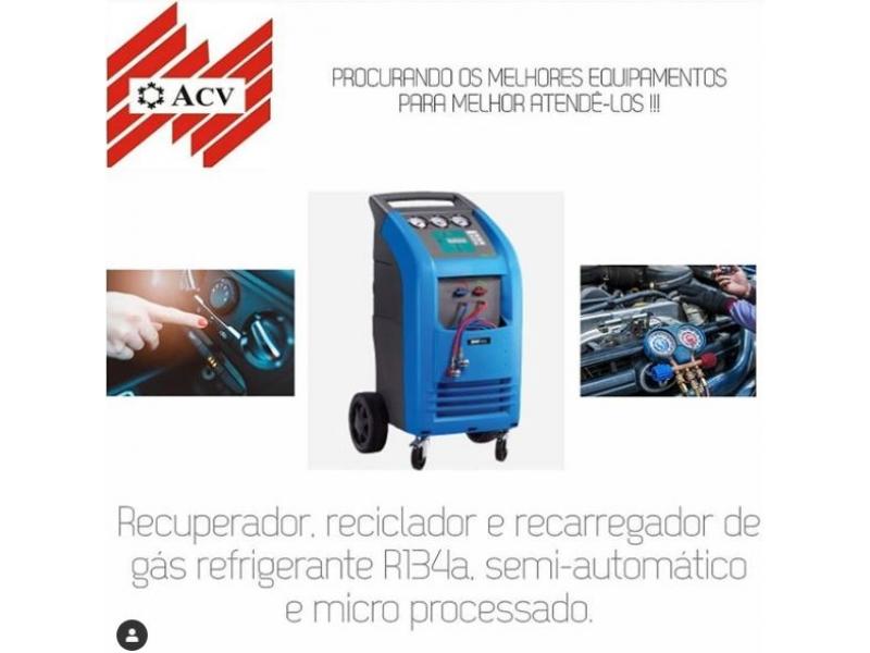 Ar Condicionado Automotivo em Porto Velho - NORTEFRIO