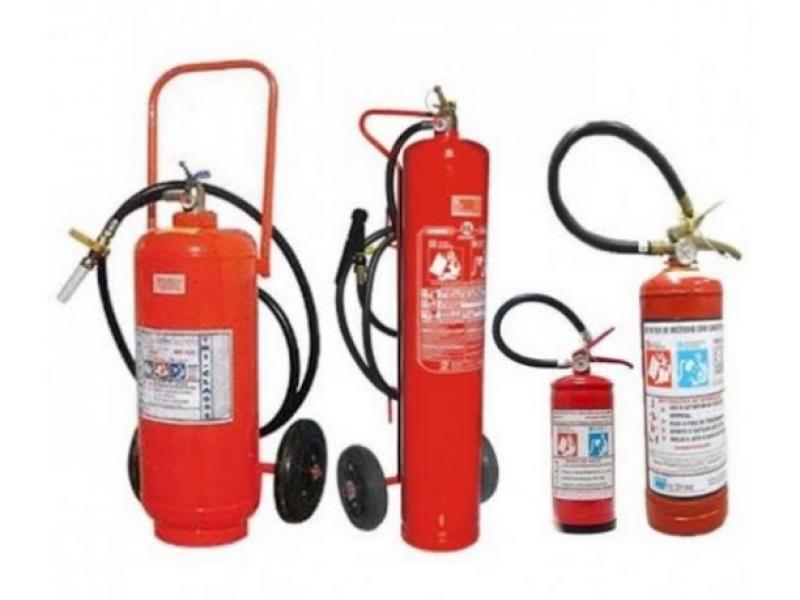 Extintores em Porto Velho - COMBATE FIRE EXTINTORES