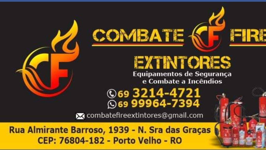 COMBATE FIRE EXTINTORES