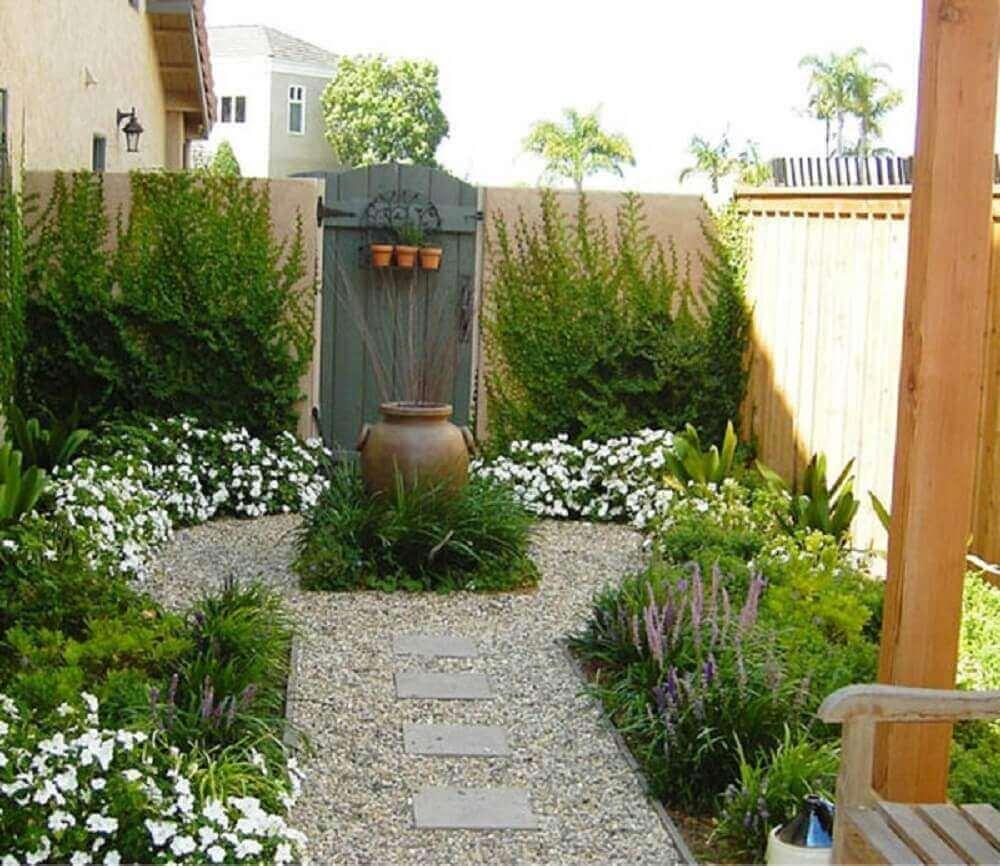 Paisagismo e jardinagem no Gonzaga Plantas Flores Naturais e Permanentes