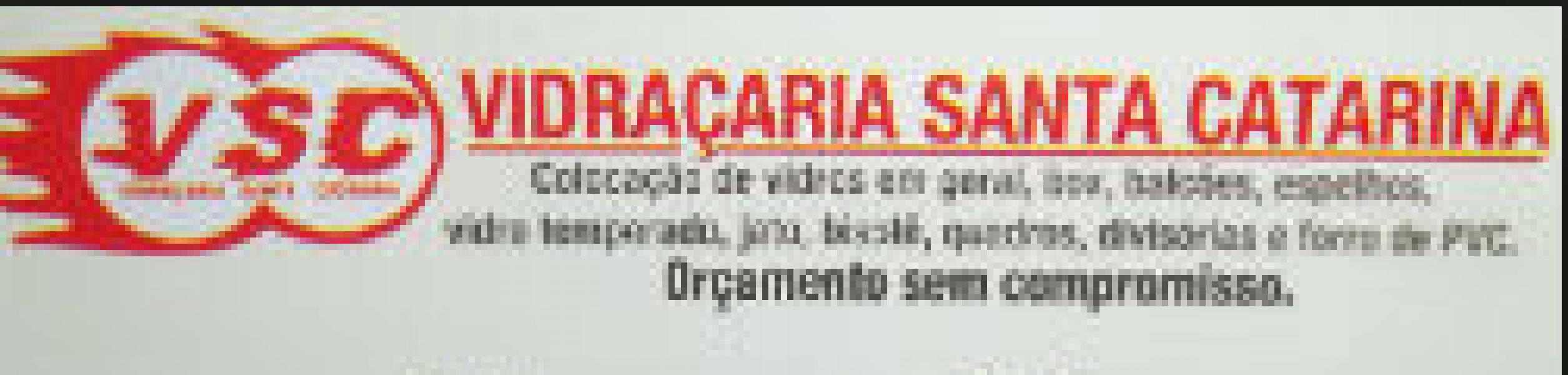 Vidraçaria Santa Catarina