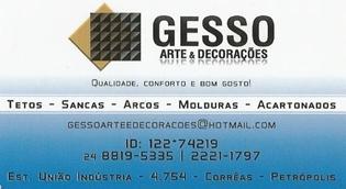 GESSO & ARTE