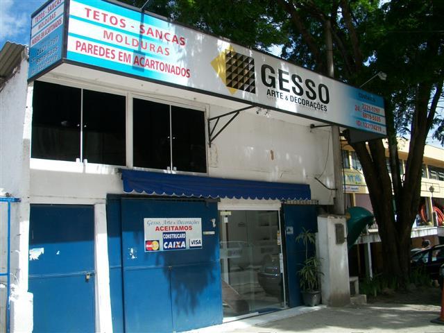 GESSO EM PETROPOLIS - GESSO & ARTE - RJ