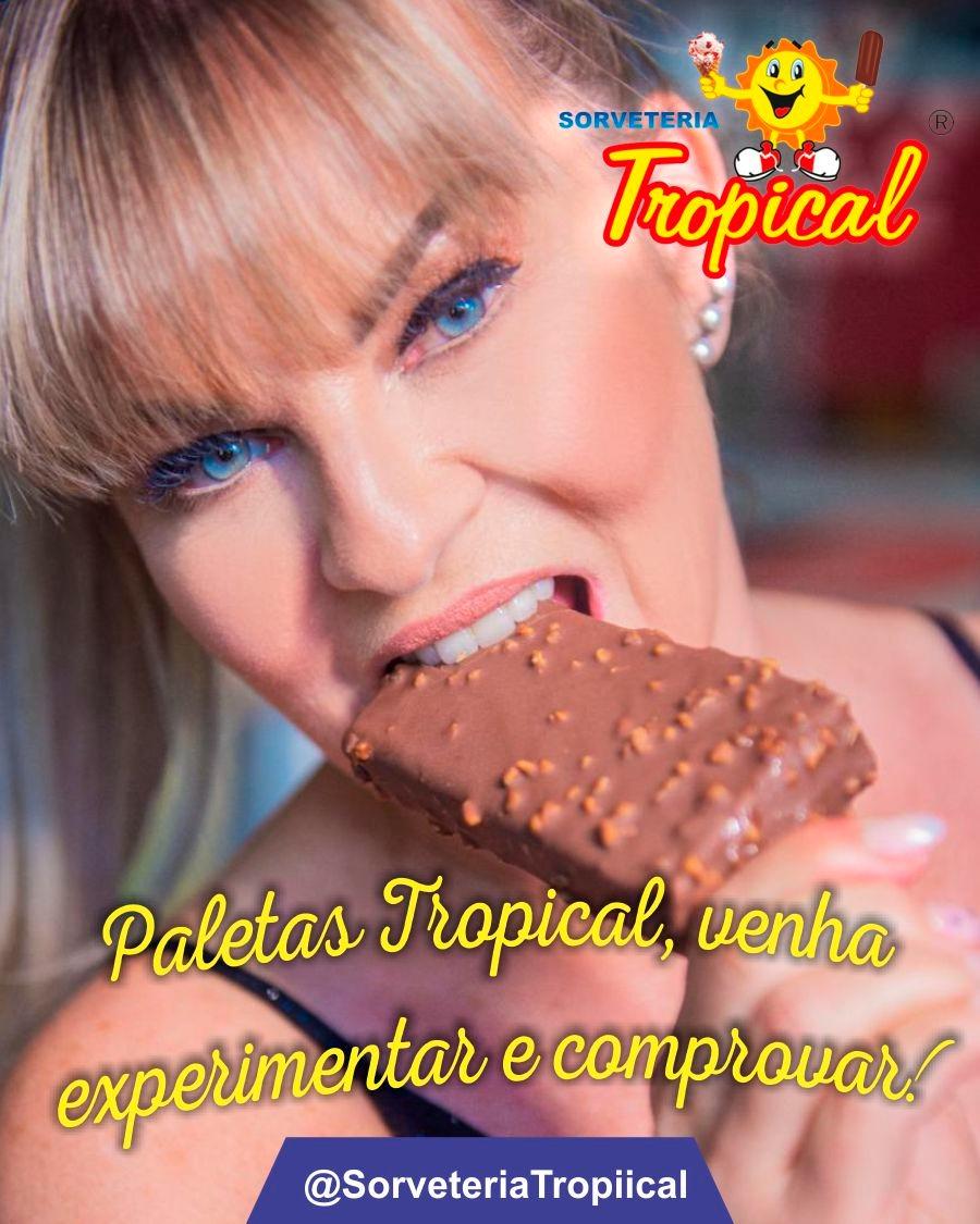 SORVETERIA TROPICAL EM CACHOEIRO DE ITAPEMIRIM - ES