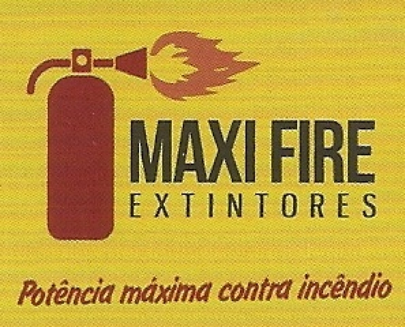 MAXI FIRE EXTINTORES EM NITERÓI