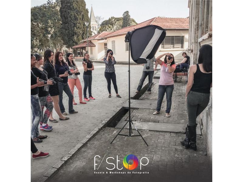 ESCOLA E CURSO DE FOTOGRAFIA EM TAUBATÉ - SP
