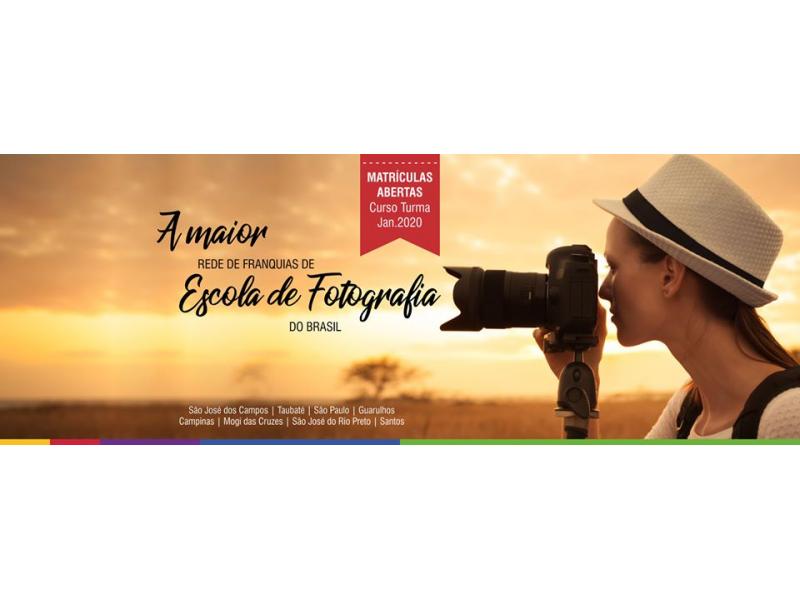 ESCOLA E CURSO DE FOTOGRAFIA EM SÃO PAULO - SP