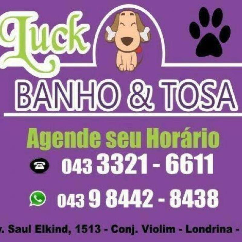 LUCK BANHO E TOSA