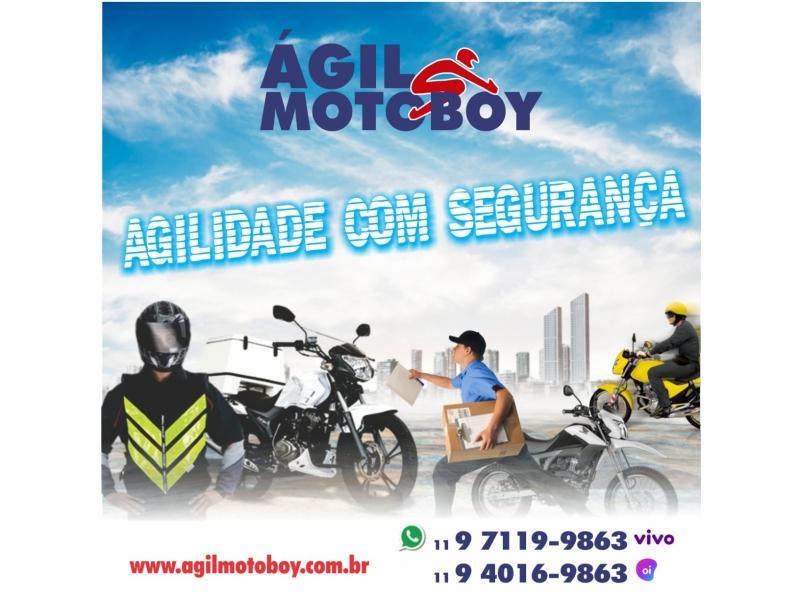ENTREGAS RAPIDAS MOTOBOY EM JARDIM SÃO LUIZ  - SP