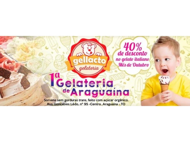 SORVETES EM ARAGUAÍNA - TO