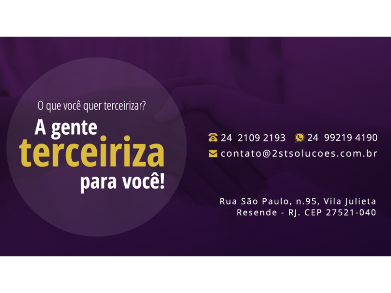 Empresa de Terceirização em Resende RJ