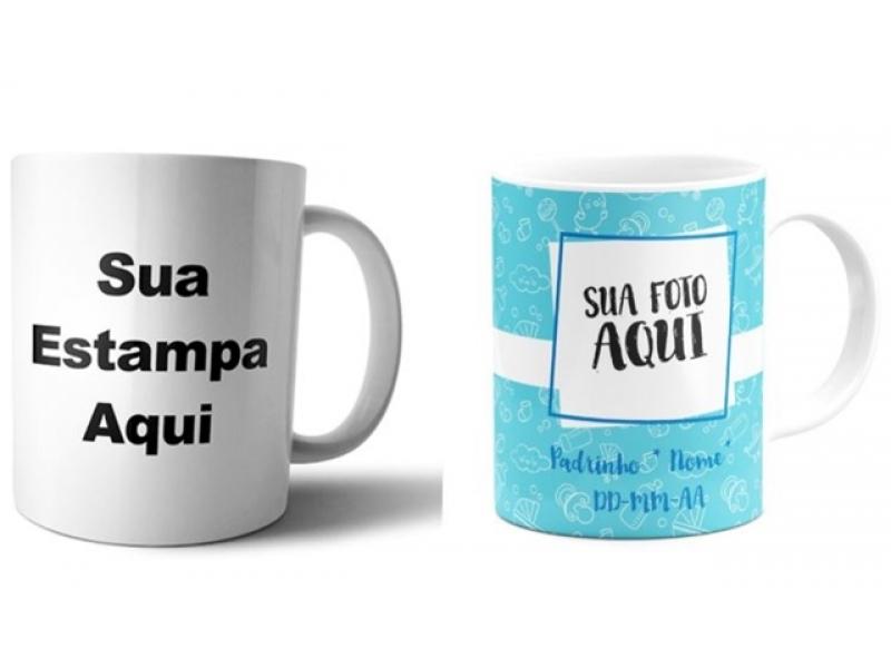 Canecas e Copos Personalizados em Manaus - SUBLIMAIS
