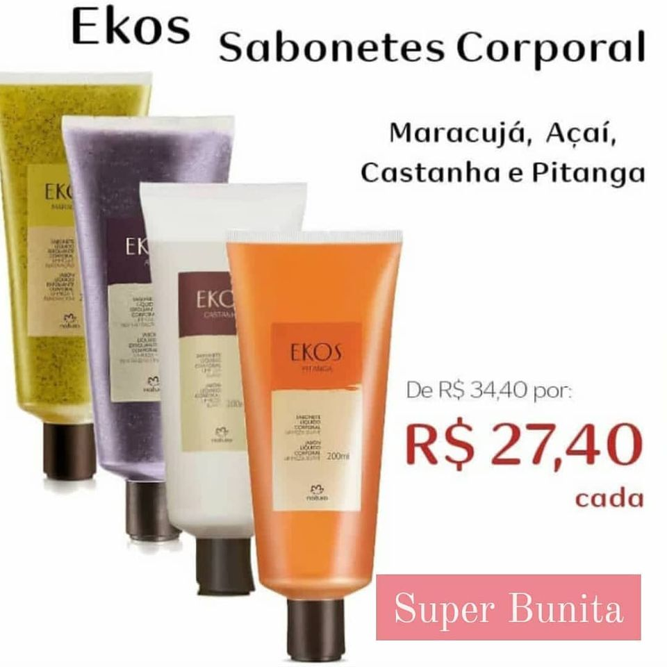 REVENDEDORA DE PERFUMES DA NATURA EM PIABETÁ MAGÉ - RJ