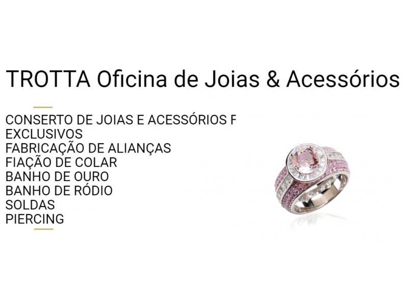 Loja de Jóias e Bijuterias em Granja Vianna - Conserto Especializado - SP