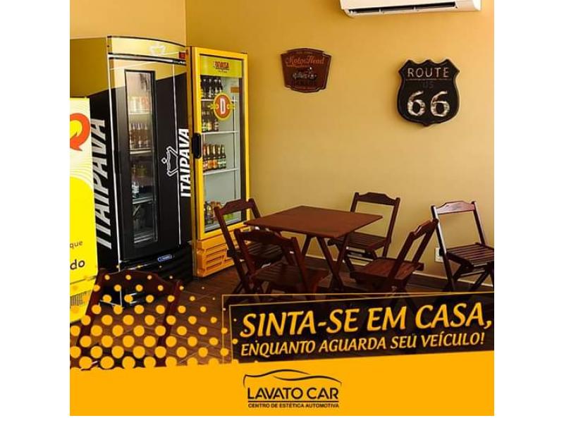 Centro Estético Automotivo em Porto Velho - LAVATO CAR