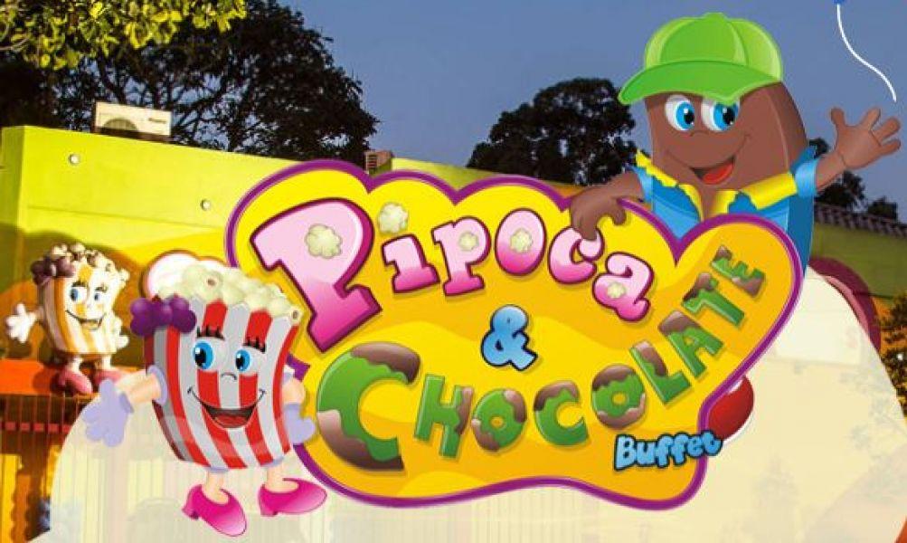 Buffet Pipoca & Chocolate