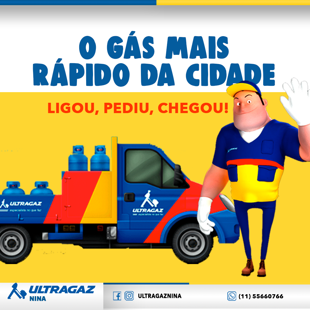 DISK GÁS NO BUTANTÃ - SP