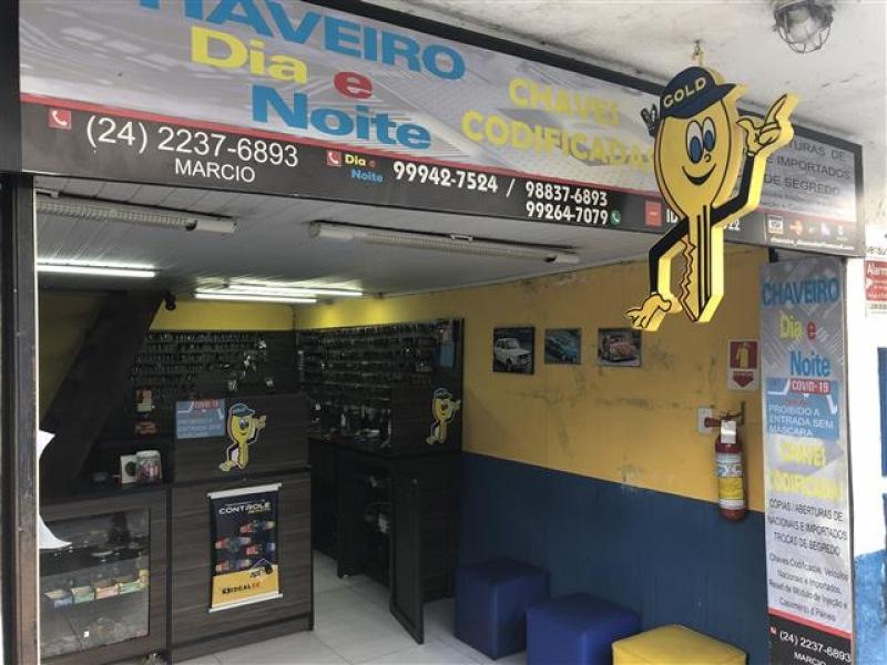 CHAVEIRO CHAVES CODIFICADAS EM ITAIPAVA - RJ