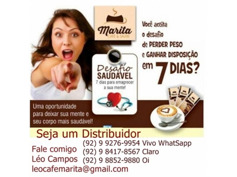 DISTRIBUIDOR DO CAFE MARITA EM BELÉM