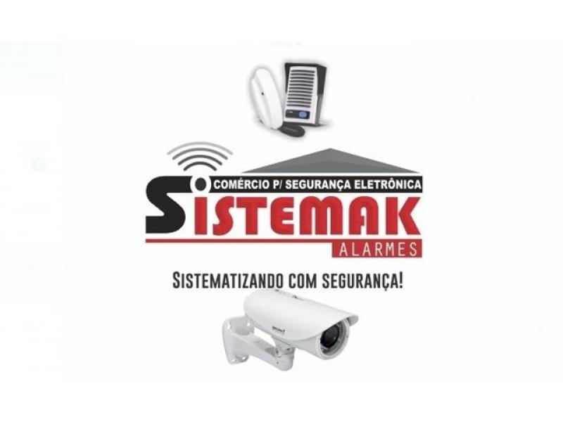 Segurança Eletrônica em Araguaína - SISTEMAK