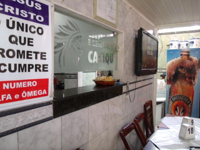 CASA NOTURNA EM CAMPOS DOS GOYTACAZES - CACIQUE BAR E RESTAURANTE