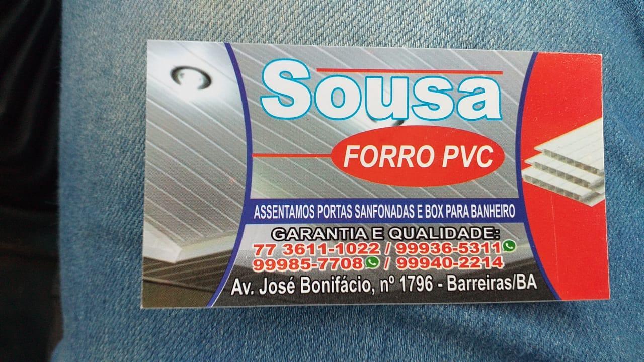 FORRO PVC EM BARREIRAS - QUALIDADE E GARANTIA - BA