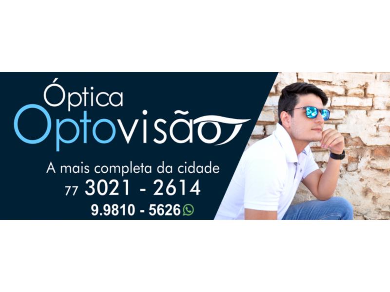 ÓPTICA OPTOVISÃO - ÓTICAS EM BARREIRAS BA