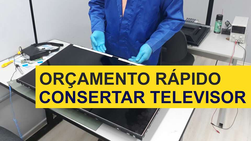 CONSERTO DE TELEVISÃO EM PETRÓPOLIS - RJ
