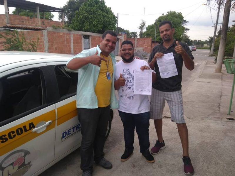 AUTO ESCOLA EM SARACURUNA DUQUE DE CAXIAS - RJ
